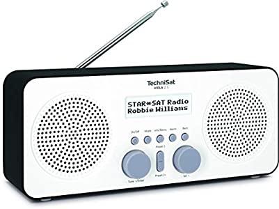 Technisat Viola 2 S Tragbares Dab Radio Test Fur Die Auswahl Eines Dab Fm Radios Furs Badezimer